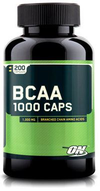 BCAA 1000 (200 капсул) от Optimum Nutrition