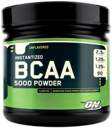 BCAA 5000 Powder от Optimum Nutrition
