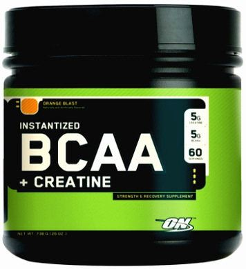 BCAA + Creatine Powder