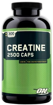 Creatine 2500 Caps 300 капсул от Optimum Nutrition
