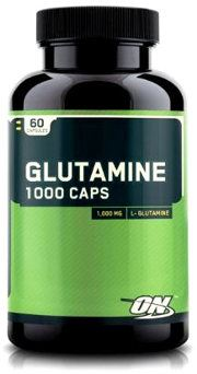 Glutamine 1000 60 капсул от Optimum Nutrition