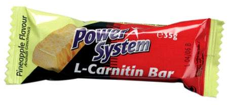 Батончик Power System L-Carnitin Bar