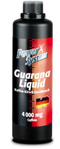 Гуарана Power System Guarana Liquid 500 мл