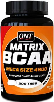 BCAA Matrix BCAA 4800 от QNT