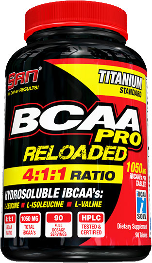 BCAA-Pro Reloaded Tabs от SAN