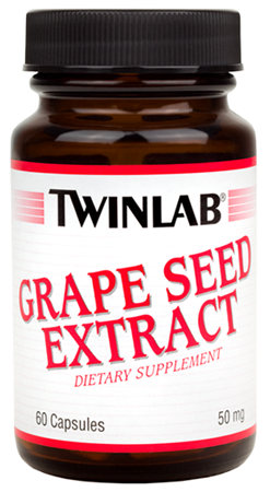 Twinlab Grape Seed Extract 50 мг