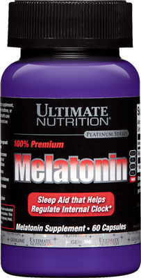 Мелатонин Melatonin от Ultimate Nutrition