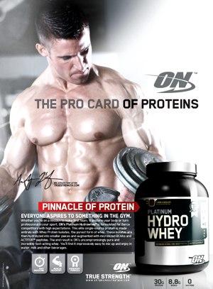 Функции сывороточного протеина