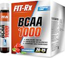 BCAA аминокислоты FIT-Rx BCAA 1000 Fitness Line