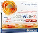 Витамины Olimp Gold Vit D3 K2 30 капс