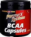 Аминокислоты Power System BCAA Capsules