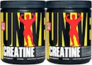 Креатин моногидрат Universal Nutrition Creatine Powder 200g + 200g