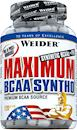 Maximum BCAA Syntho от Weider 120 caps