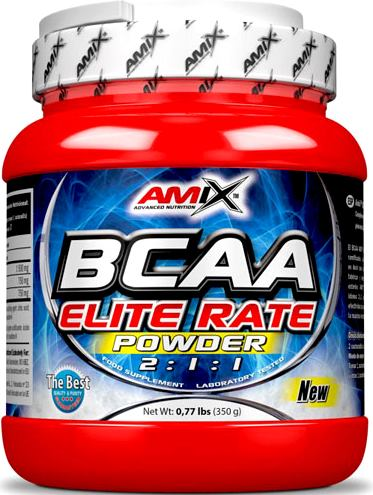 BCAA Elite Rate Powder 2:1:1 от Amix