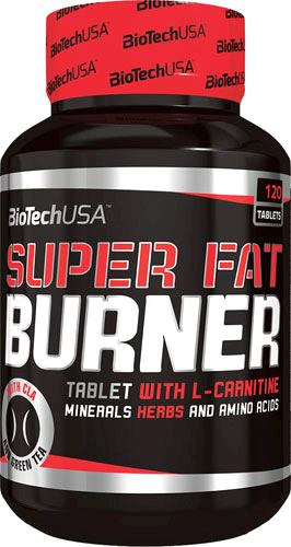 Жиросжигатель BioTech USA Super Fat Burner