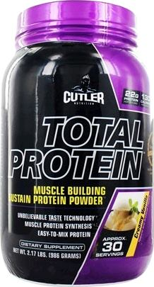 Протеин Cutler Nutrition Total Protein