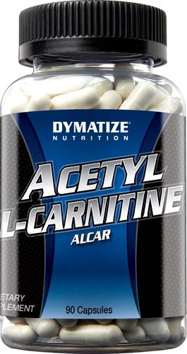Карнитин Dymatize Nutrition Acetyl L-Carnitine Alcar