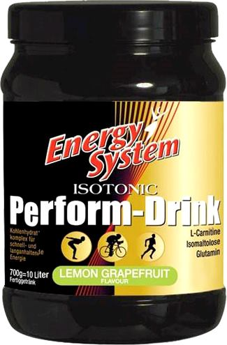 Энергетики Power System Energy System Isotonik Perform-Drink