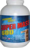 Гейнер Extreme Whey Super Mass 600