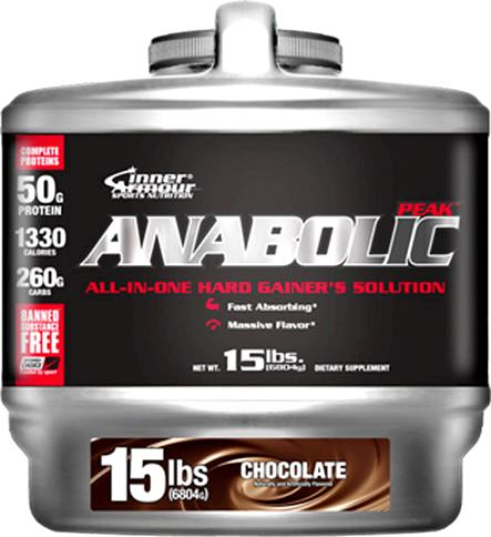 Гейнер Inner Armour Anabolic Peak Gainer