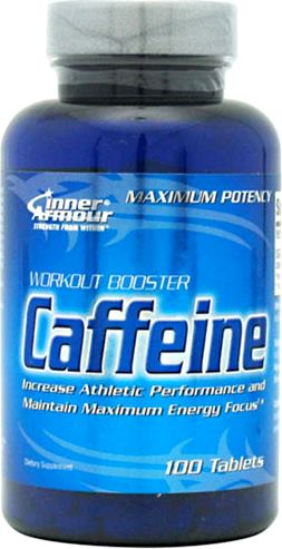 Кофеин Inner Armour Caffeine Workout Booster