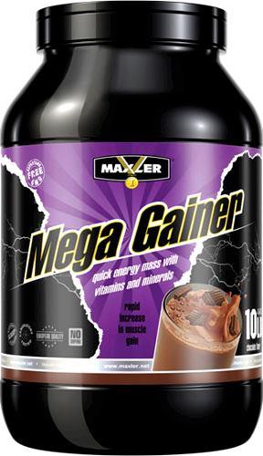 Гейнер Maxler Mega Gainer