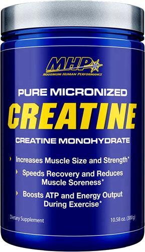 Креатин MHP Creatine Monohydrate 300 г