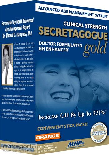 Активатор гормона роста MHP Secretagogue Golc Clinical Strength