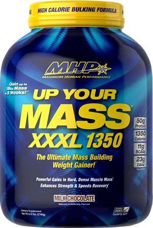 Гейнер MHP Up Your Mass XXXL 1350 2720 г