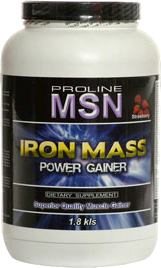 Гейнер MSN Iron Mass