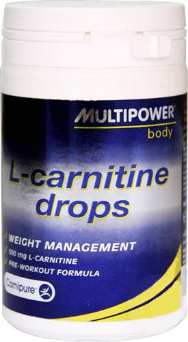 Карнитин Multipower L-Carnitine Drops