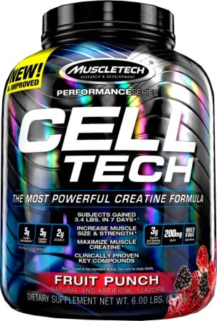 Креатин MuscleTech Cell-Tech Performance Series