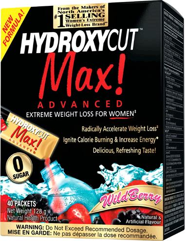 Жиросжигатели MuscleTech Hydroxycut Max! Advanced