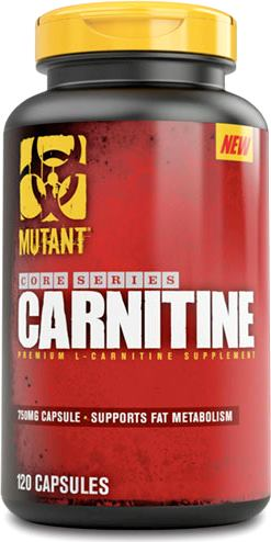 Карнитин Mutant Core Series Carnitine