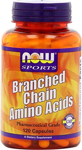 BCAA аминокислоты NOW Sports Branch-Chain Amino Acid