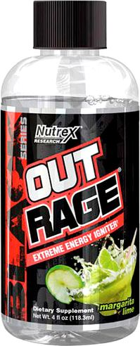 Энергетик Nutrex Outrage Extreme Energy Igniter