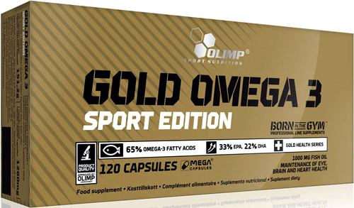 Омега-3 Olimp Gold Omega 3 Sport Edition