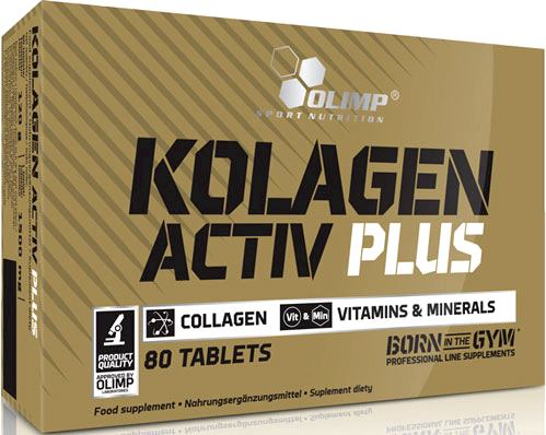 Коллаген Olimp Kolagen Activ Plus