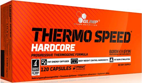 Жиросжигатель Olimp Thermo Speed Hardcore
