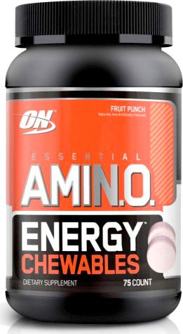 Аминокислоты Optimum Nutrition Essential Amino Energy Chewables