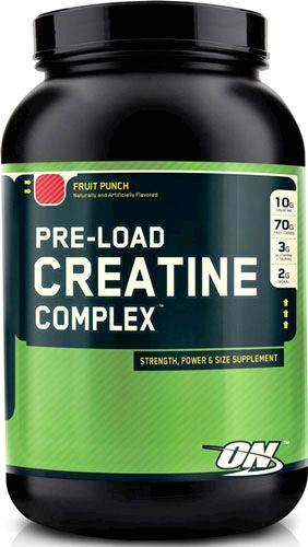 Креатин Optimum Nutrition Pre-Load Creatine Complex