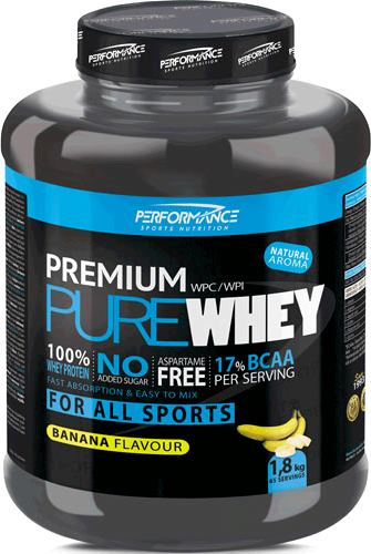 Протеин Performance Pure Whey Pro 2000g