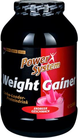 Гейнер Power System Weight Gainer PS