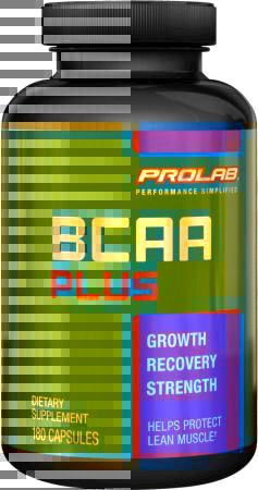 BCAA аминокислоты Prolab BCAA Plus
