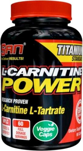 Карнитин SAN L-Carnitine Power