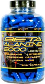 Аминокислота бета-аланин Sci Fit BETA ALANINE 2000