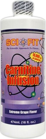 Карнитин Sci Fit Carnitine Infusion