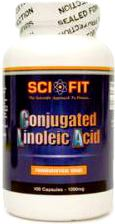 Жирные кислоты Sci Fit CLA 1000mg 100 softgel Patent CLA One