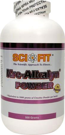 Креатин Sci Fit Kre-Alkalyn Powder 500g