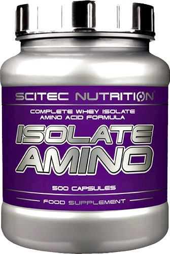Аминокислоты Scitec Nutrition Isolate Amino